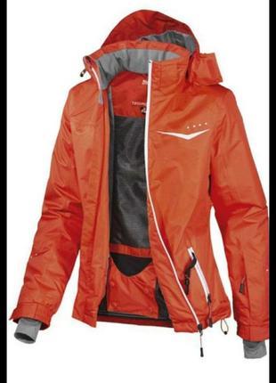 Лыжная термо куртка crivit 40 размер.