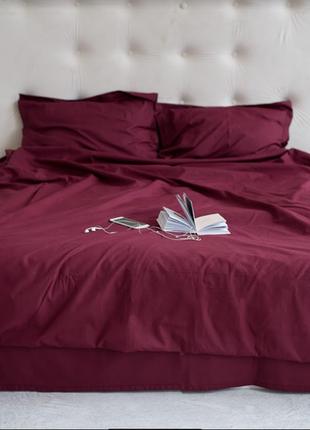 Постільна білизна marsala (постельное белье)
