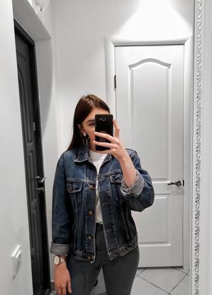 Джинсовка/ джинсовая куртка