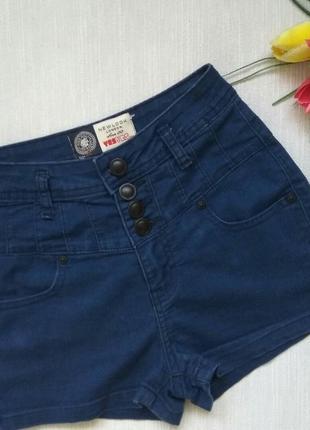 Шорти джинсові, розмір 34