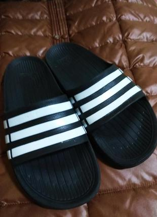 Adidas шлепки