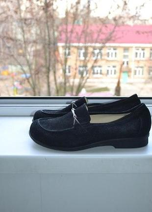 Красивые и комфортные туфли helvesko швейцария