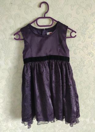 Платье на девочку, на 2-3 года, 98 размер