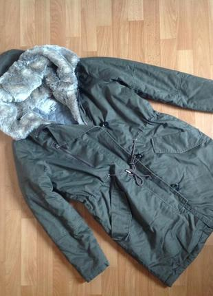 Парка , куртка зимняя