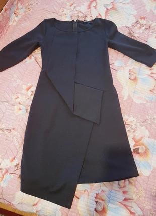 Продам тёплое классическое платье