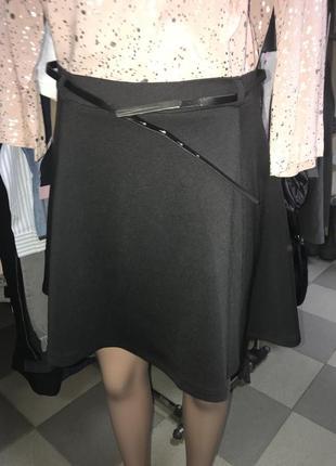 Красивая юбка с ремешком piazza italia