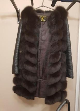 Куртка с мехом (срочно)