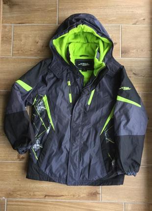 Куртка лыжная minus zero usa