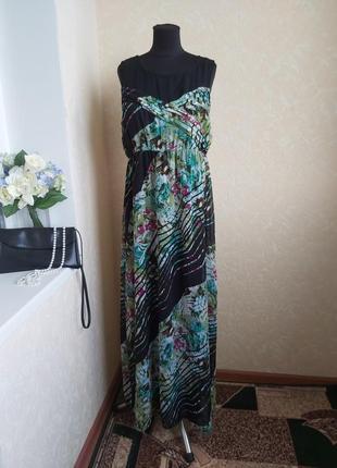 Цветное платье  george