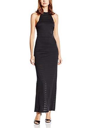 Шикарное платье с эффектной спинкой lipsy
