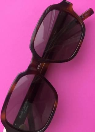 Оригинальные очки ysl, saint laurent, yves sant laurent
