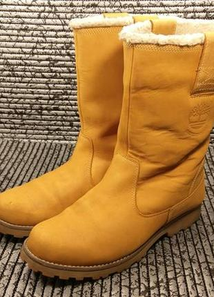 Зимние ботинки timberland asphalt