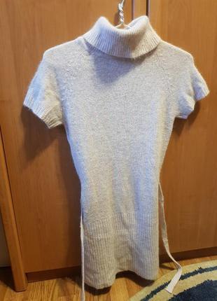Платье, туника ангора