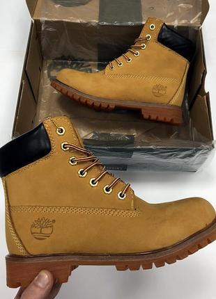 Шикарные ❄️зимние женские ботинки timberland 🌍