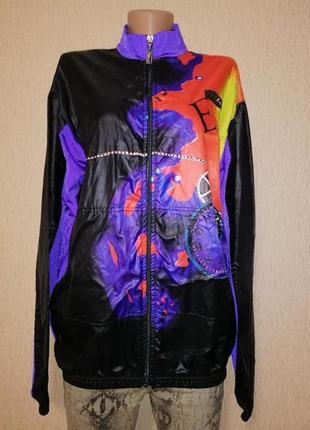 🔥🔥🔥стильная красивая легкая женская куртка, ветровка, олимпийка velole🔥🔥🔥