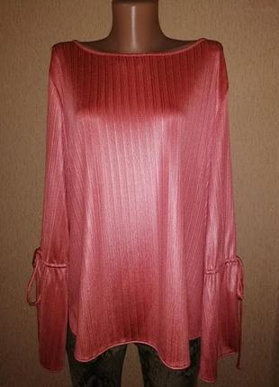 🔥🔥🔥красивая женская нарядная кофта, блузка, джемпер 20 р. nutmeg🔥🔥🔥
