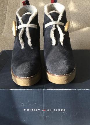 Брендовые зимние ботинки оригинал