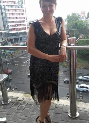 Очень красивое платье на новый год