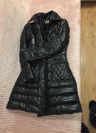 Крутой пуховик пальто куртка