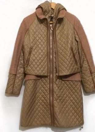 Пальто 2в1