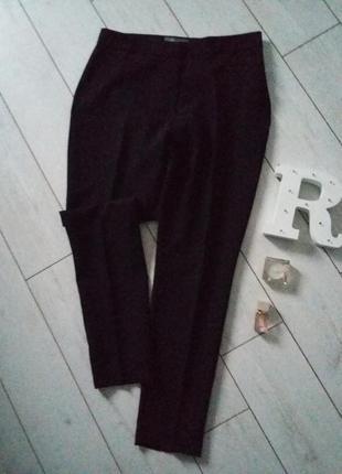 Лаконичные брюки со стрелками для деловой девушки..# 92