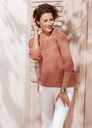 Стильный женский пуловер esmara евро 40-42