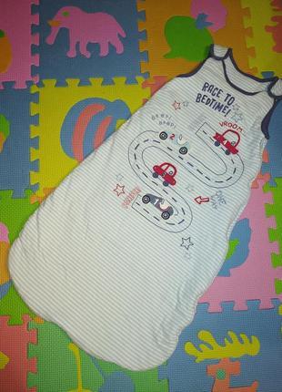 Спальный мешок для мальчика