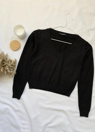 Пуловер, кофта, джемпер, укороченный, вкорочений, укороченная, вкорочена, brandy melville