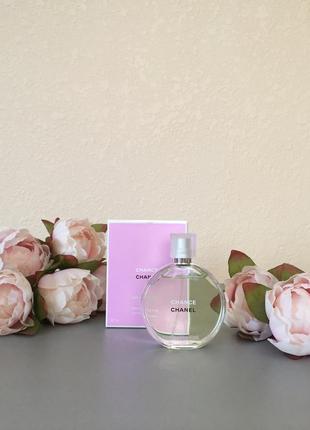 Оригінальні парфуми chanel chance/  оригинальные духи chanel chance