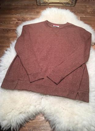 Стильный свитерок свитшот