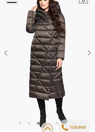 Женское пальто зимнее braggart,новое!