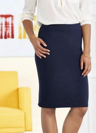 Классическая юбка карандаш esmara германия