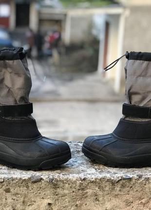 Оригинальные зимние ботинки columbia
