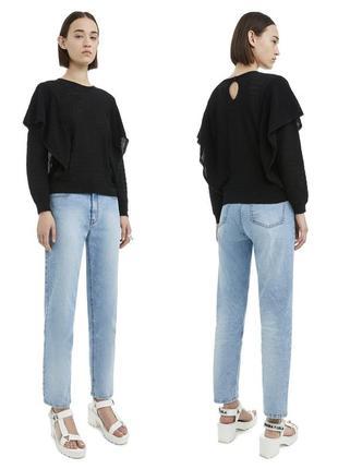 Новый чёрный свитер bimba y lola