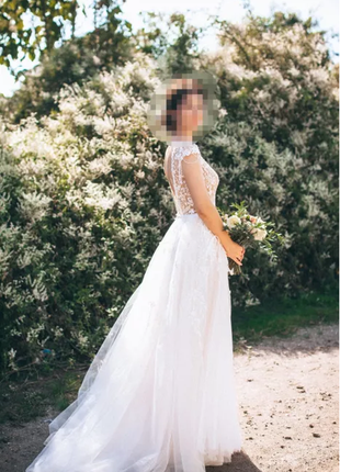 Продажа свадебного платья от галины красновой