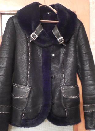Куртка зимняя (дубленка)