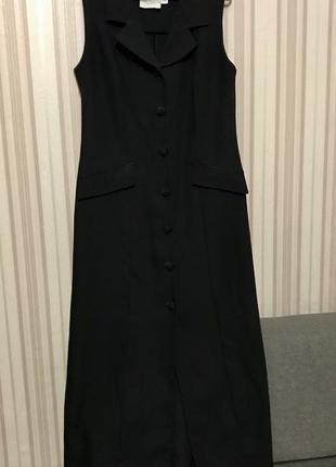 Платье макси пиджачный стиль от lindex