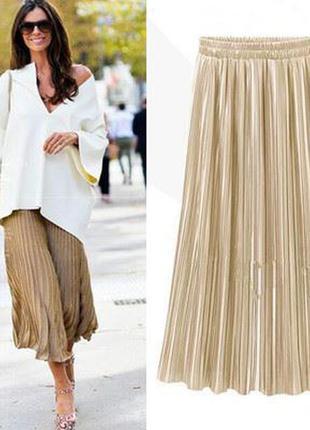 Плиссированная юбка цена