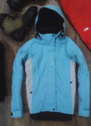 Зимняя куртка icepeak. куртка на мембране. лыжная куртка icepeak. курточка жіноча