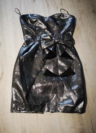 Шикарное платье на новый год!