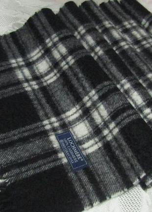 - lochmere - мягкий , теплый шарф 100 % кашемир