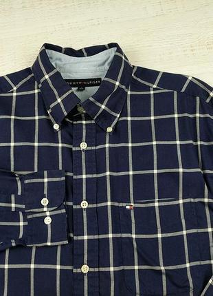 Рубашка tommy hilfiger m-l