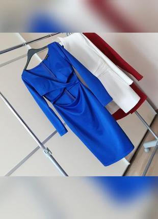 Шикарное платье миди 1+1=3