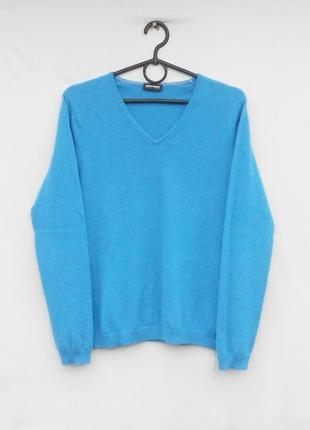Осенний зимний свитер джемпер кашемир шерсть с длинным рукавом 🌿