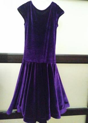 Рейтинговое танцевальное платье бейсик