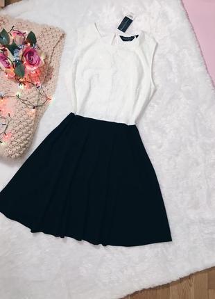 Белое(черное) вечернее платье солнце в паетки