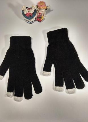 Женские перчатки размер m