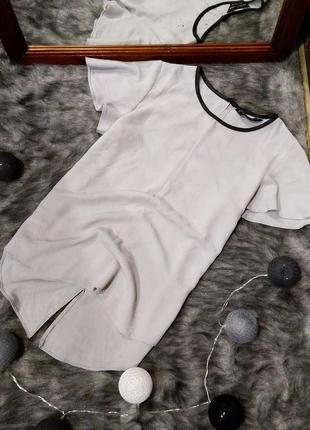 Блуза кофточка с расклешенными рукавами dorothy perkins