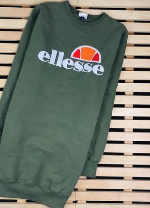 Шикарная женская кофта свитшот ellesse размер 16