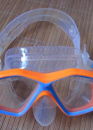Crivit delta-sport маска для плавания детская
